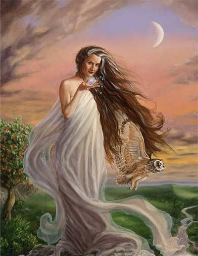 Первая жена Адама - Лилит