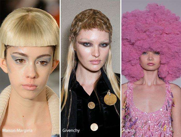 Мода причесок 2016-2017 года
