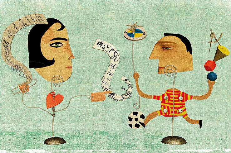 Мужская и женская логика: Екатерина Попова о том, в ком больше здравомыслия