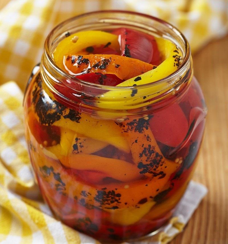 как приготовить маринад из помидоров