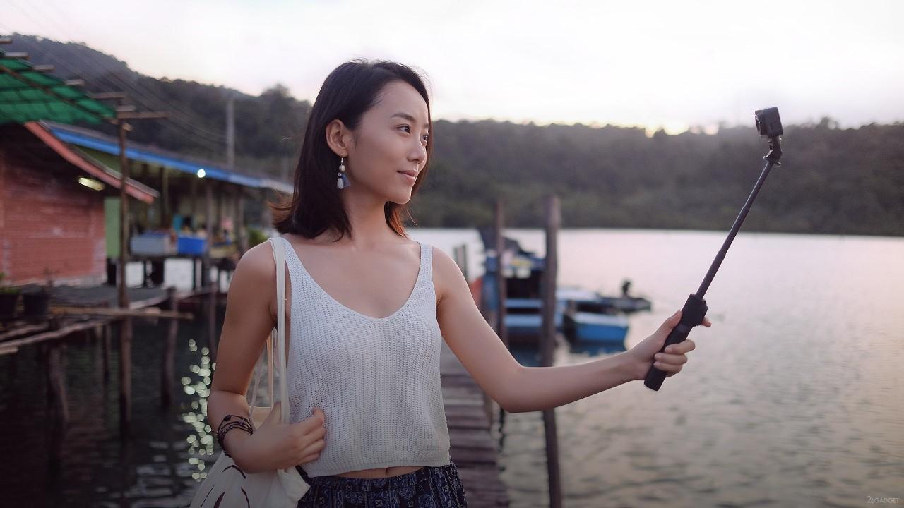 Девушка с фалоимитатором скрытая камера