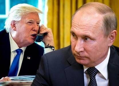 Трамп расплевался с Россией