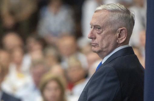 """Министр обороны США написал письмо Трампу. """"Будет правильнее уйти"""""""
