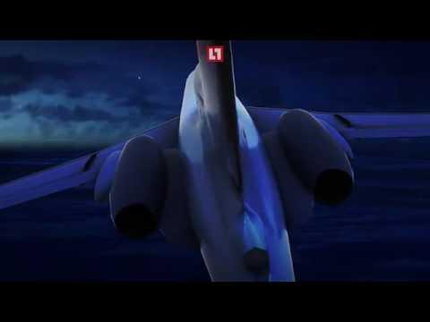 Последние минуты Ту-154: моделирование и расшифровка чёрного ящика