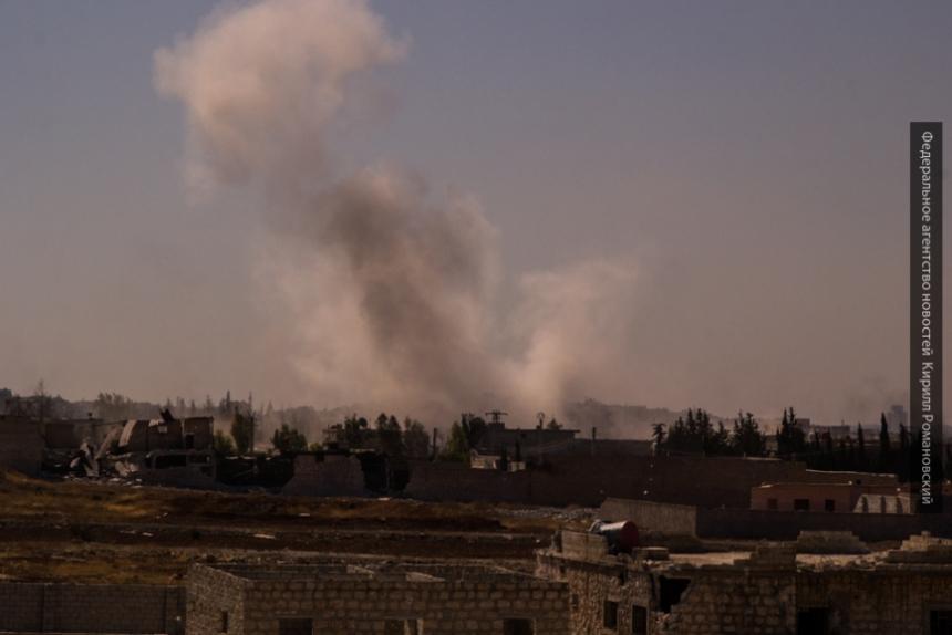 СМИ: сирийская армия заблокировала американских военных советников в Алеппо