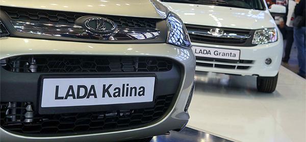 Продажи АвтоВАЗа выросли на 38% за месяц