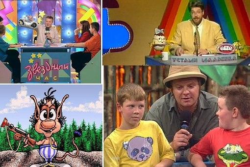 Детские программы из 90-х, к…
