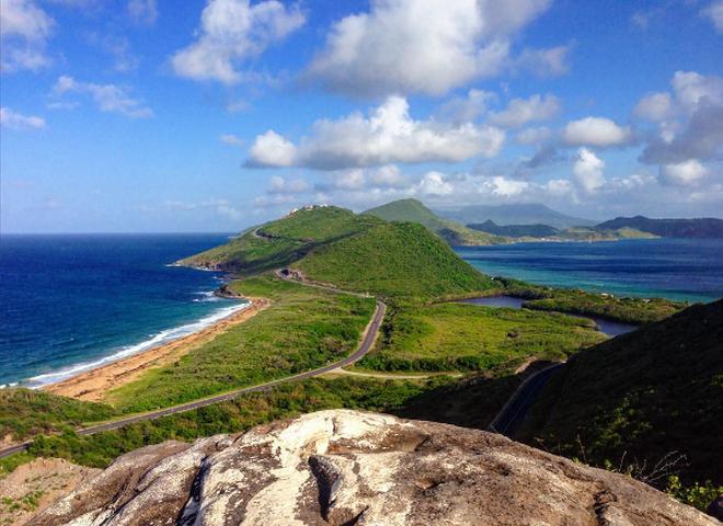 Куда поехать без визы: Сент-Китс и Невис − рай в Карибском море
