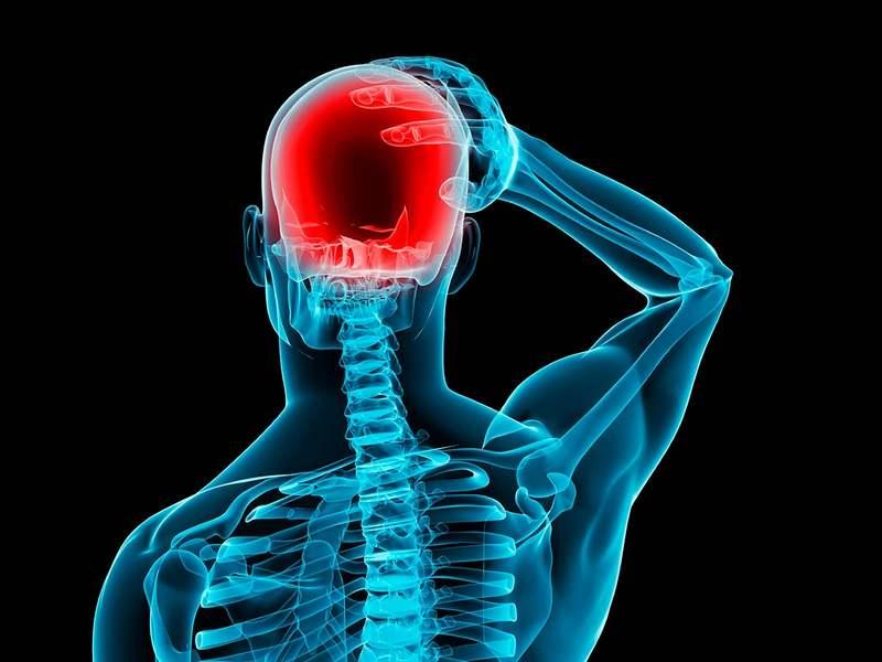 Как избавиться от головной боли, вызванной повышением внутричерепного