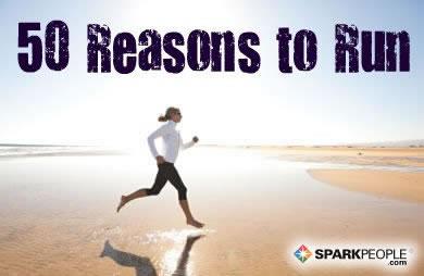 50 Good Reasons to Run
