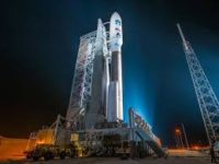 Watch GOES-R launch by Atlas V 541