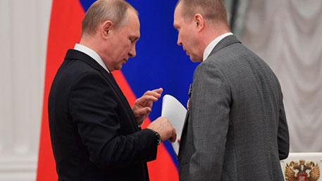 Миронов объяснил, что было в письме Путину