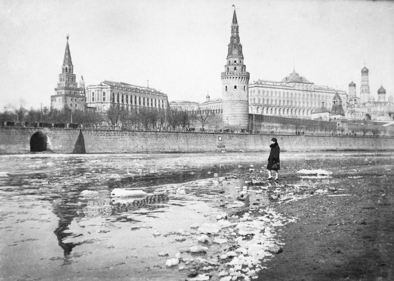 Уникальные фотографии дореволюционной Москвы