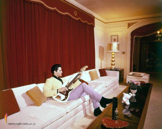 Интересные факты из жизни Элвиса Пресли Элвис, пресли, музыка