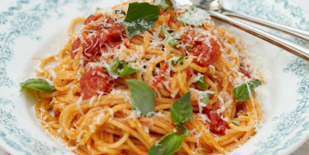 Средиземноморская диета: День 7