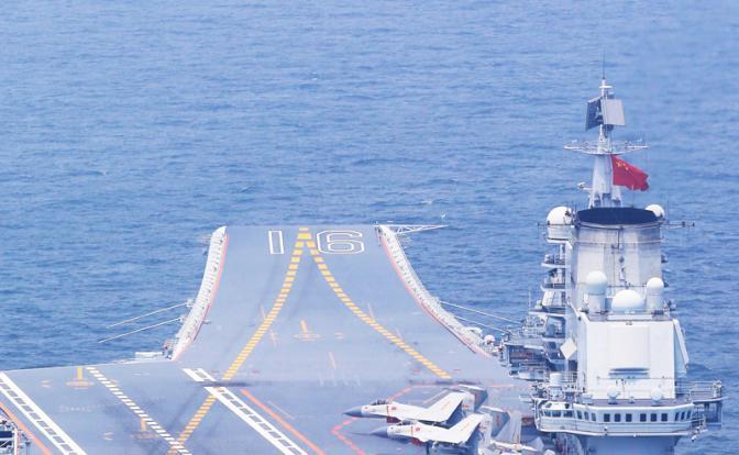 ВМС НОАК: Фантастический Проект 003А дышит в затылок «Джеральду Р. Форду»