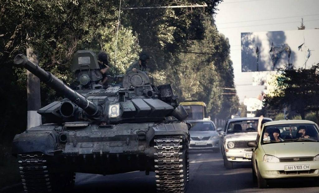 ТОП Сводка боевых действий от сил Сопротивления на 10:00 мск 29 августа 2014