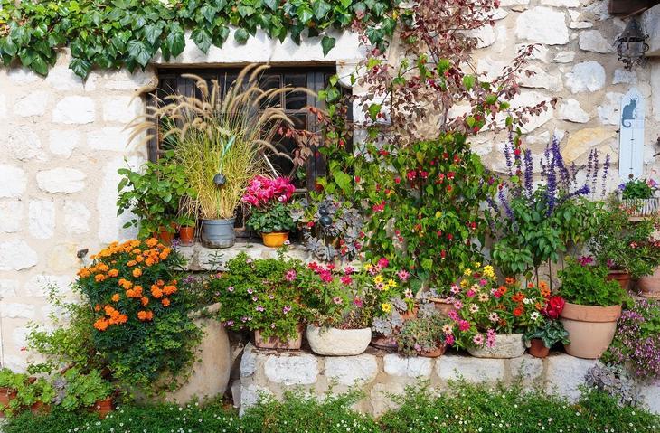 11 советов по обустройству сада в стиле прованс
