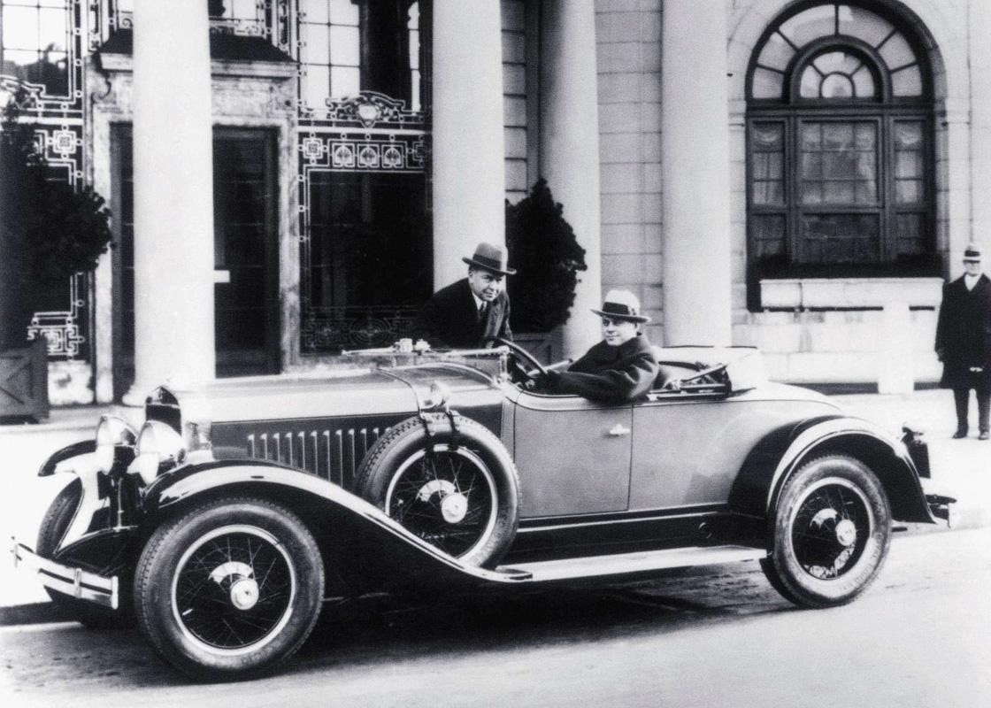0Cadillac LaSalle (1927)
