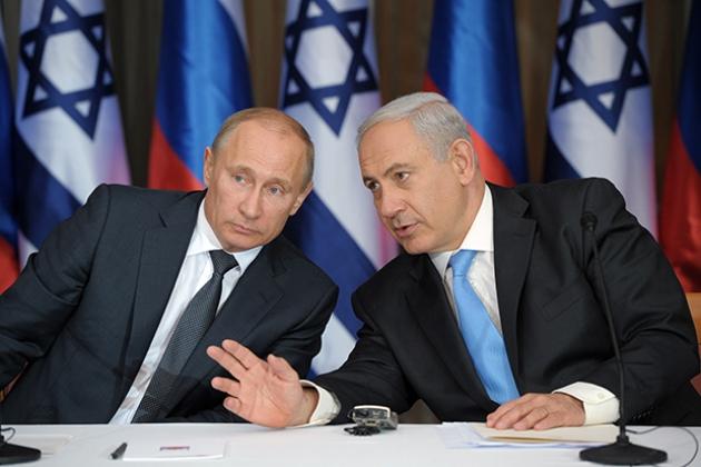 """""""С-300 начали жать"""": Нетаньяху выпросил у Путина новые переговоры по Сирии"""