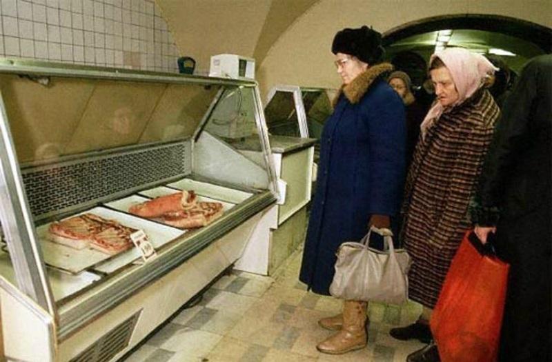 советский маринад шашлыка
