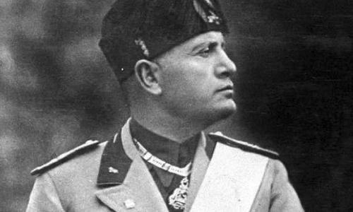 Муссолини и женщины