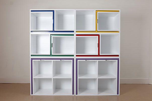 Умный дизайн для маленькой квартиры дизайн, креатив, квартира