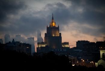 МЧС: на Москву надвигается шторм