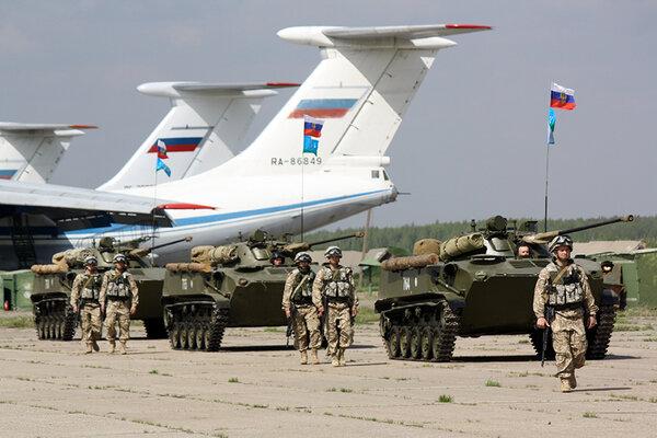 «Россия ведет себя как раненый медведь, который бросается на все подряд»-Адмирал США про возможное присутствие ВС РФ в Венесуэле