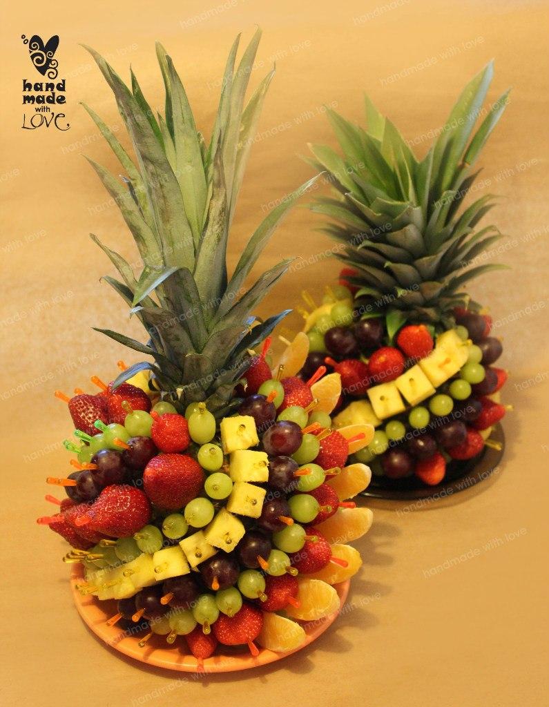 Букеты фруктов спб