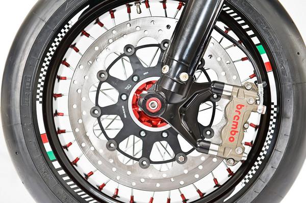Электричекий супермото Tacita T-Race M - Фото 3
