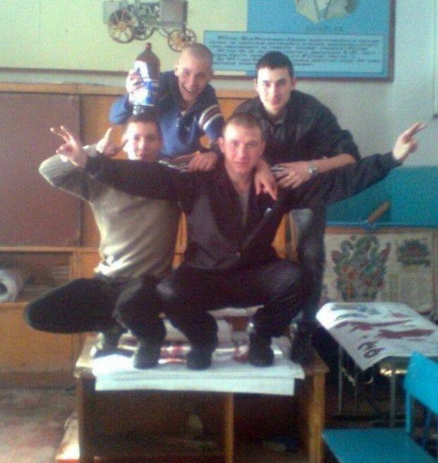 Очень странные люди (21 фото)