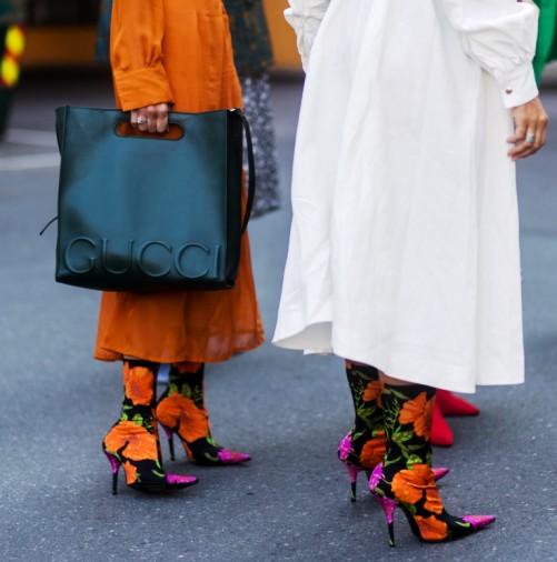 Streetstyle — подборка ярких образов с Недели моды в Осло