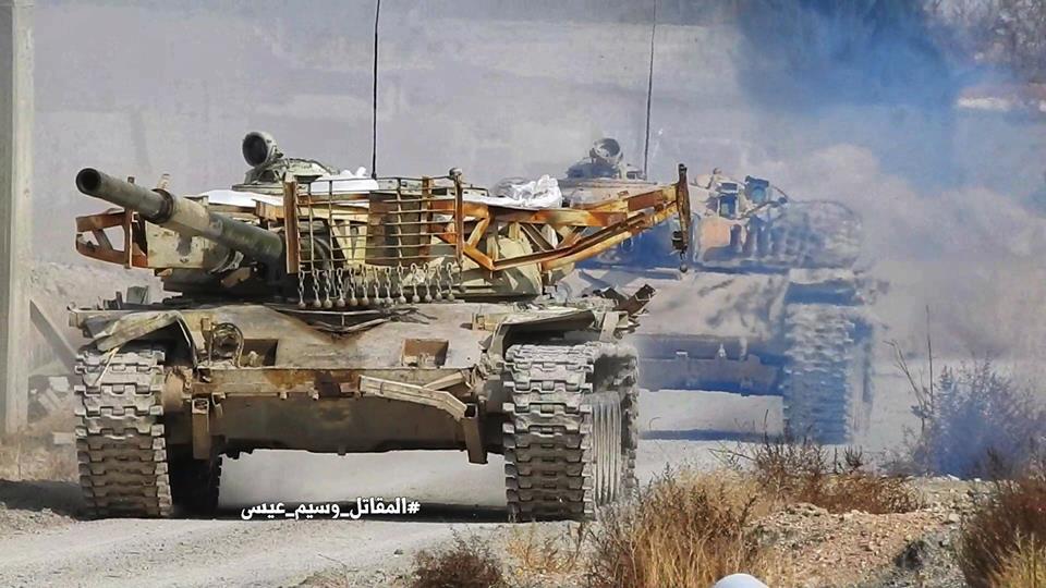 Грядёт бойня: Т-90, «Смерчи»…