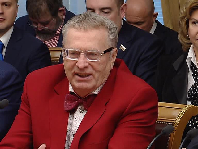 Путин: мнение Жириновского не всегда совпадает с официальным, но зажигает красиво