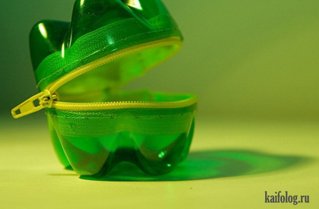 Из пластиковых бутылок (50 фото)