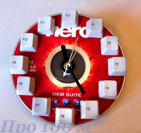 Оригинальные часы своими руками: 6 потрясающих идей 15
