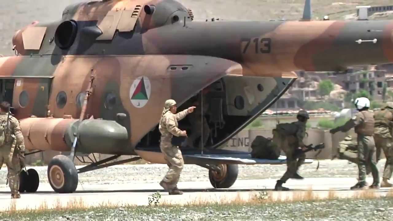 «Вертолеты России» продолжают сервисное обслуживание купленных США вертолетов