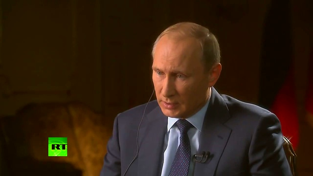 """Путин: """"хотите знать, кто создал ИГИЛ?"""" [Отзывы иностранцев]"""