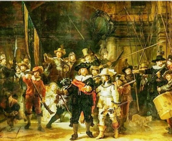 «Ночной дозор» — почему по окончании этой картины жизнь Рембрандта пошла «под откос»