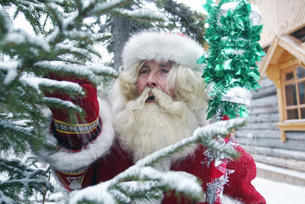 А Дед Мороз все слушал, не перебивал