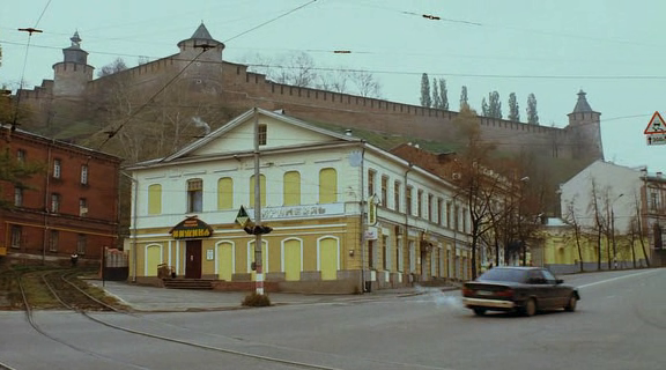 «Жмурки» Алексея Балабанова. Реальные места съёмок