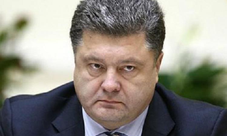 Петр Порошенко: Мы победим, жители Донбасса ничего не умеют, их дети будут сидеть в подвалах ВИДЕО
