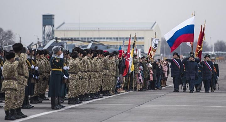 Россия усилила военные базы …