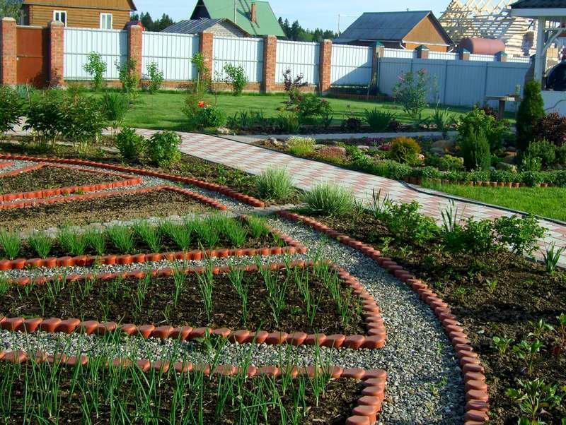 Декоративный огород. . От идеи до воплощения. . Обсуждение на LiveInternet - Российский Сервис Онлайн-Дневников