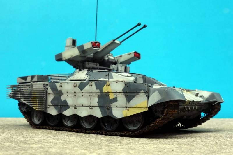 Кому нужна боевая машина поддержки танков?