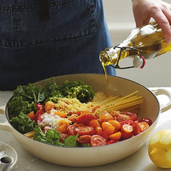Чтобы сэкономить время и деньги, не кладите макароны в кипящую воду