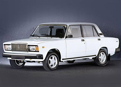 «ВАЗ-2107» стал самым продаваемым подержанным автомобилем в 2014 году