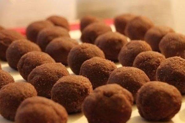 Творожно-ореховый десерт с медом