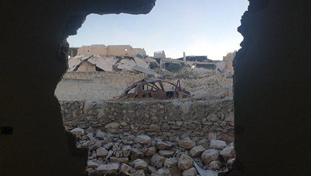 Новости Сирии. Сегодня 26 марта 2017